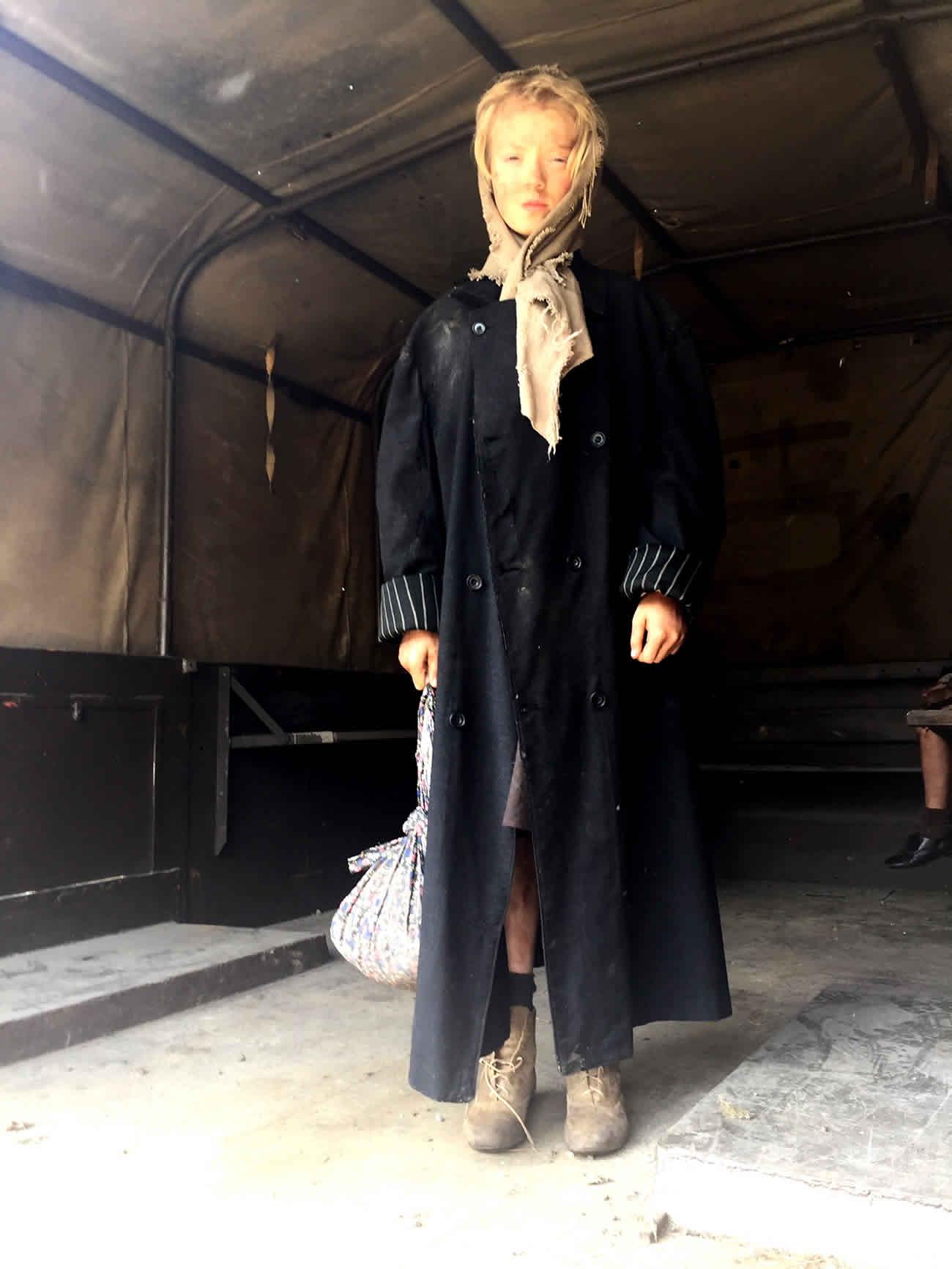 La guerra è finita | Isabelle Caillaud Costume Designer