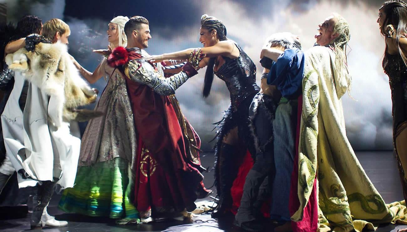 La legende du Roi Arthur | Isabelle Caillaud - Costume Designer