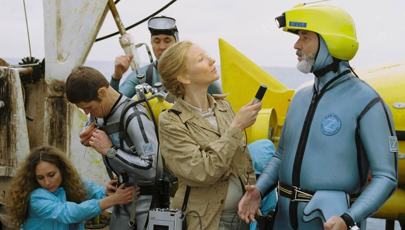 Le avventure acquatiche di Steve Zissou | Isabelle Caillaud - Costume Designer