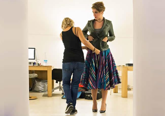 Carlotta Proietti website | Isabelle Caillaud Fashion Stylis
