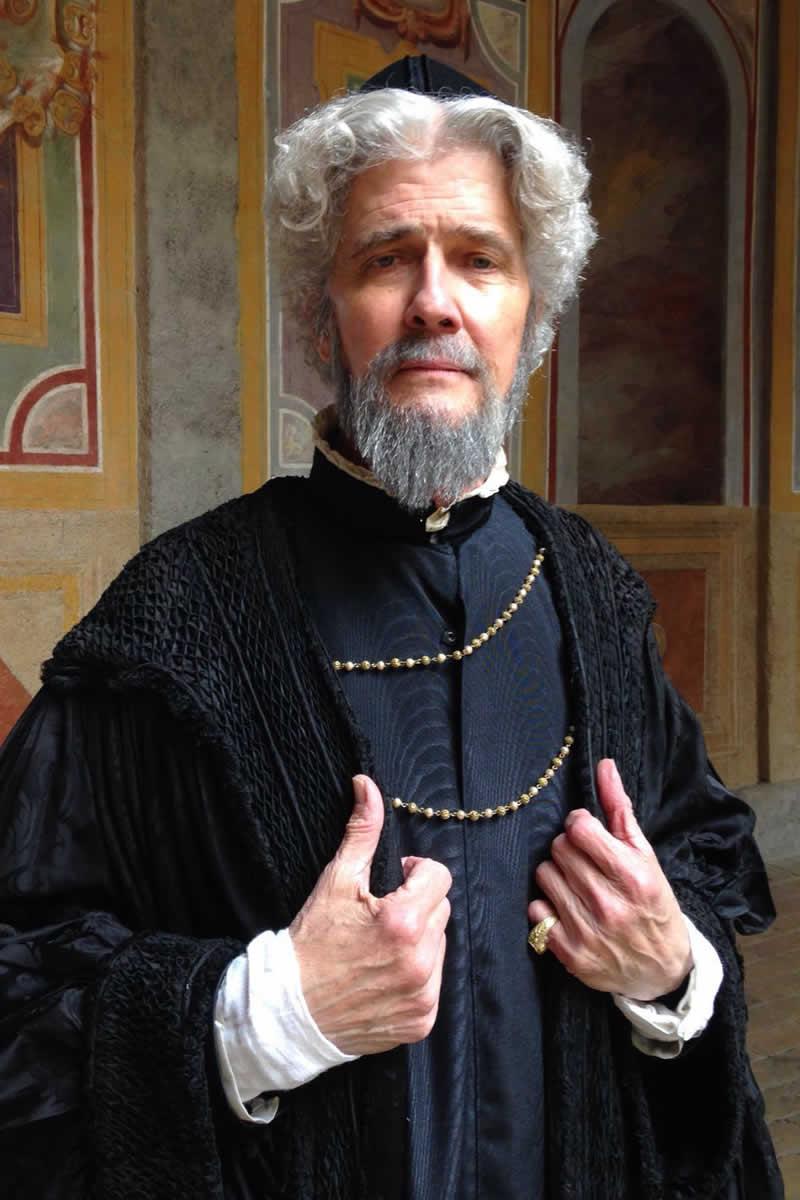 Memoirs of Giorgio Vasari: A Tuscan Artist   Isabelle Caillaud - Costume Designer