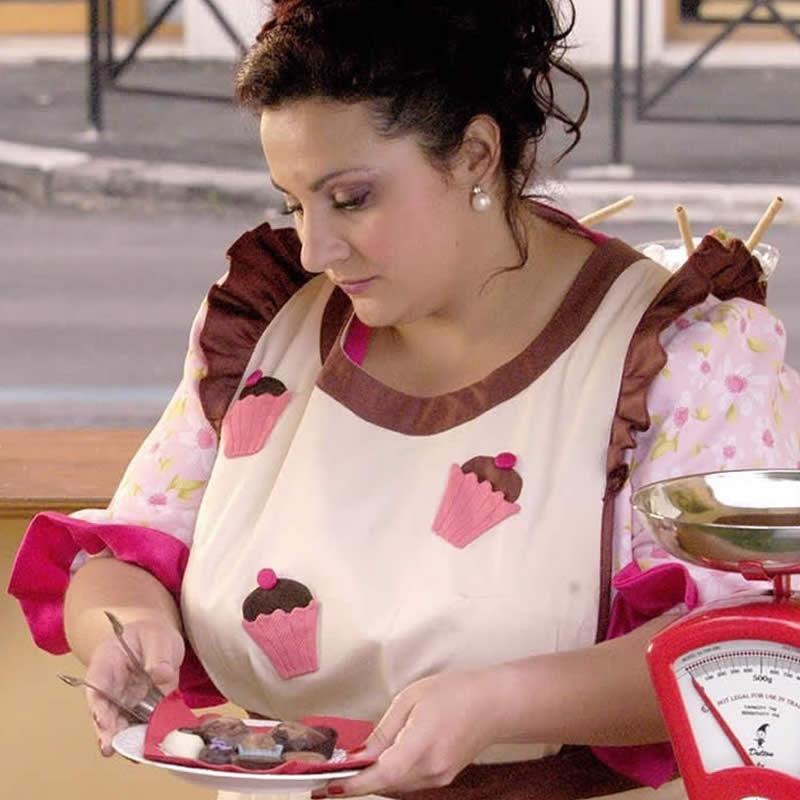 Viola Fondente   Isabelle Caillaud - Costume Designer